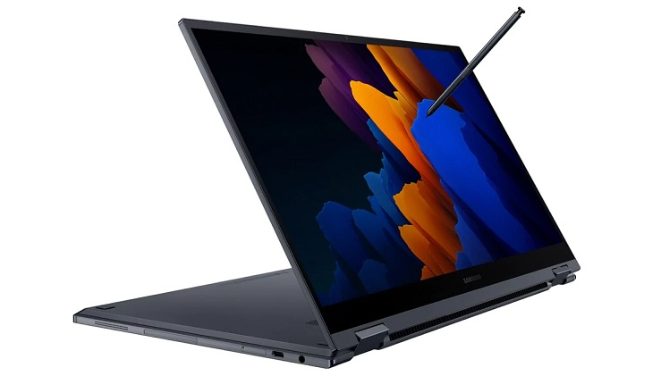 Top Laptops Samsung Galaxy Book Flex2 5G
